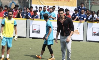 Sidharth Malhotra Inaugurates The National Inclusion Cup – A CSR initiative of Sony Pictures Networks India