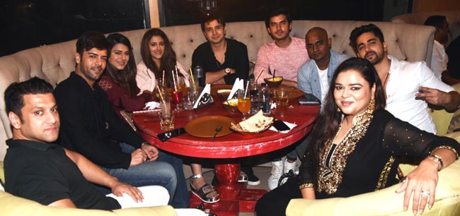 Celebs at the launch of Open China & Sheesha Sky Lounge in Juhu-0