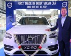 Volvo Cars executes 'Make in India' plans