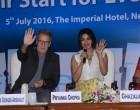 UNICEF Goodwill Ambassador India Priyanka Chopra supports the FairStart campaign