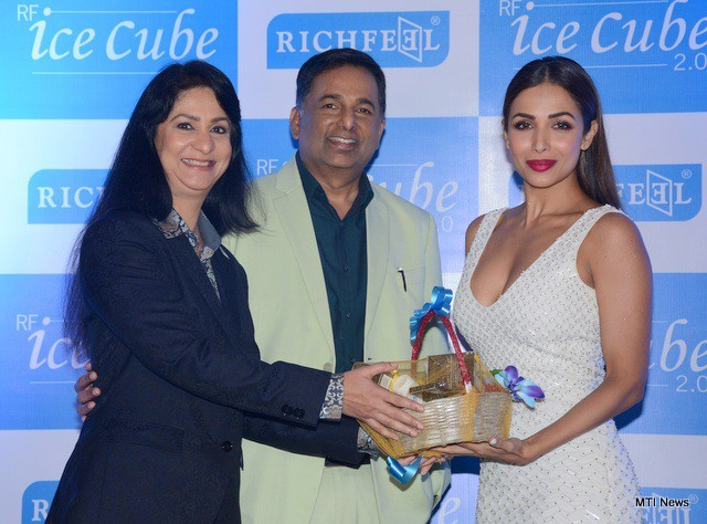 Dr. Apoorva Shah and Dr. Sonal Shah to annouce Malaika Arora as Brand Ambassador of RichFeel
