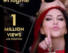 Sunny Leone and Kanika Kapoor 's Beiimaan Love Hug Me Song Crosses 1 Million Views in 2 days