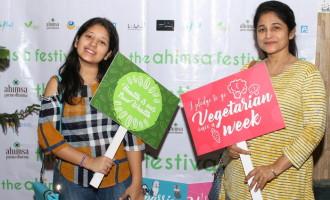Ahimsa Festival closes by touching many lives