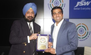 NRAI & JSW Group Announce High Performance Partnership To Develop  Indian Shooting Talent for Tokyo and Paris Olympics