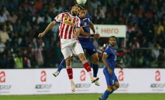 10-man Atletico de Kolkata seal final spot