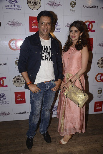 Madhur Bhandarkar @ the launch of Shruti Sancheti's SS 2018 collection