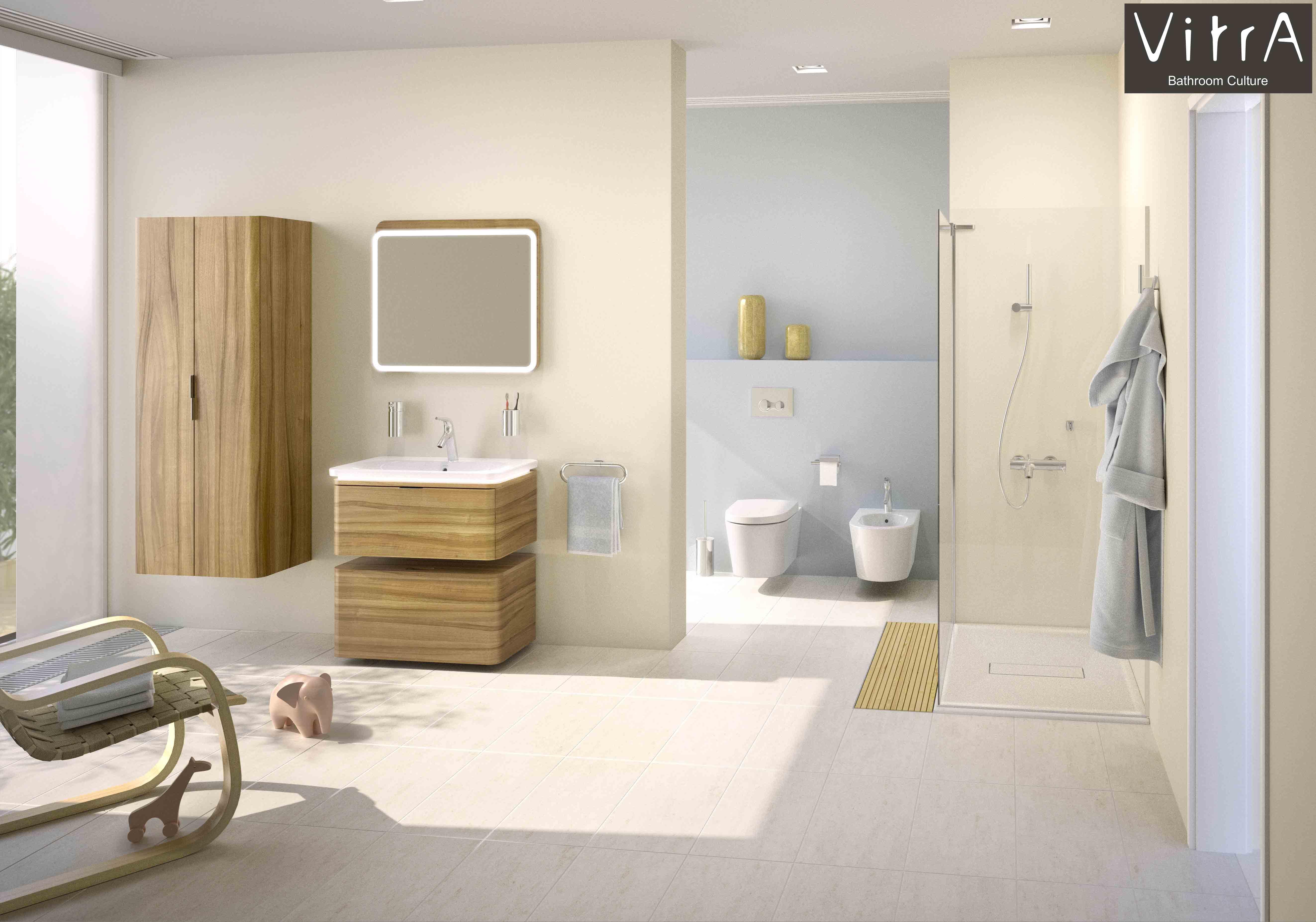 vitra introduces its nest trendy series bathroom ideas designed