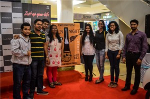 Openmicnight by GIM was organised as a part of madeofgreat campaign  mti news