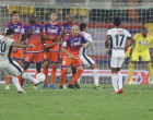 Virat Kohli in praise of FC Goa's performance against FC Pune City   ~Kohli believes the Gaurs can turn the tide  ~