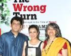 Vidya Balan Launches a Great Kahani  The Wrong Turn: Love and Betrayal in the Time of Netaji  By Sanjay Chopra and Namita Roy Ghose
