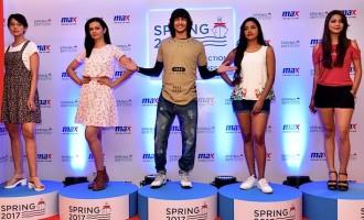 Shantanu Maheshwari unveils Max Spring Collection 2017